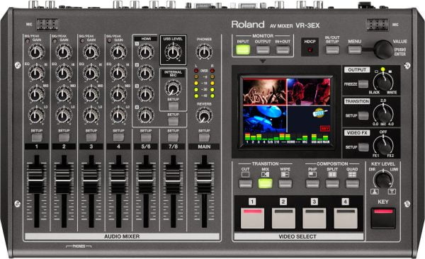Roland VR-3EX