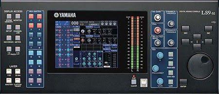 Yamaha LS9 - 16